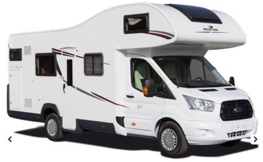 www.locationdecampingcar.be - Roller team performance 277, un camping-car 5/6 places pratique